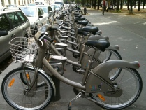 Now that's a bike sharing program.