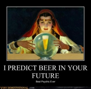 Beer in your future
